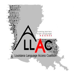 Louisiana language access coalition